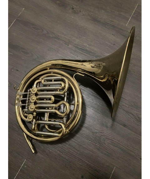 double french horn used