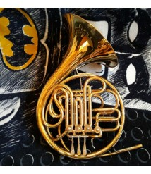 1952 Conn 6D Double French Horn with Case Elkhart Indiana