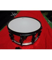 14 inch professional hammered copper snare drum