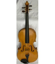 1900 M. T. Collins Viola, Bow and Case